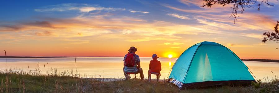 camping à la Londe-les-Maures